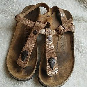Papillio by Birkenstock Ashley Wedge Sandals